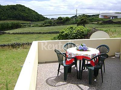 Apartment Terrace Isle of Pico Lajes do Pico Apartment