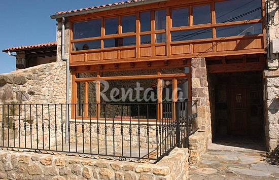 House with 2 bedrooms 4 km from the beach Cantabria