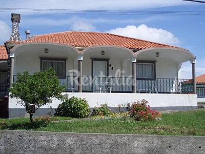 House Outdoors Isle of São Miguel Ponta Delgada House