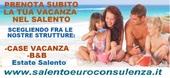 Logo SALENTO CASE VACANZA